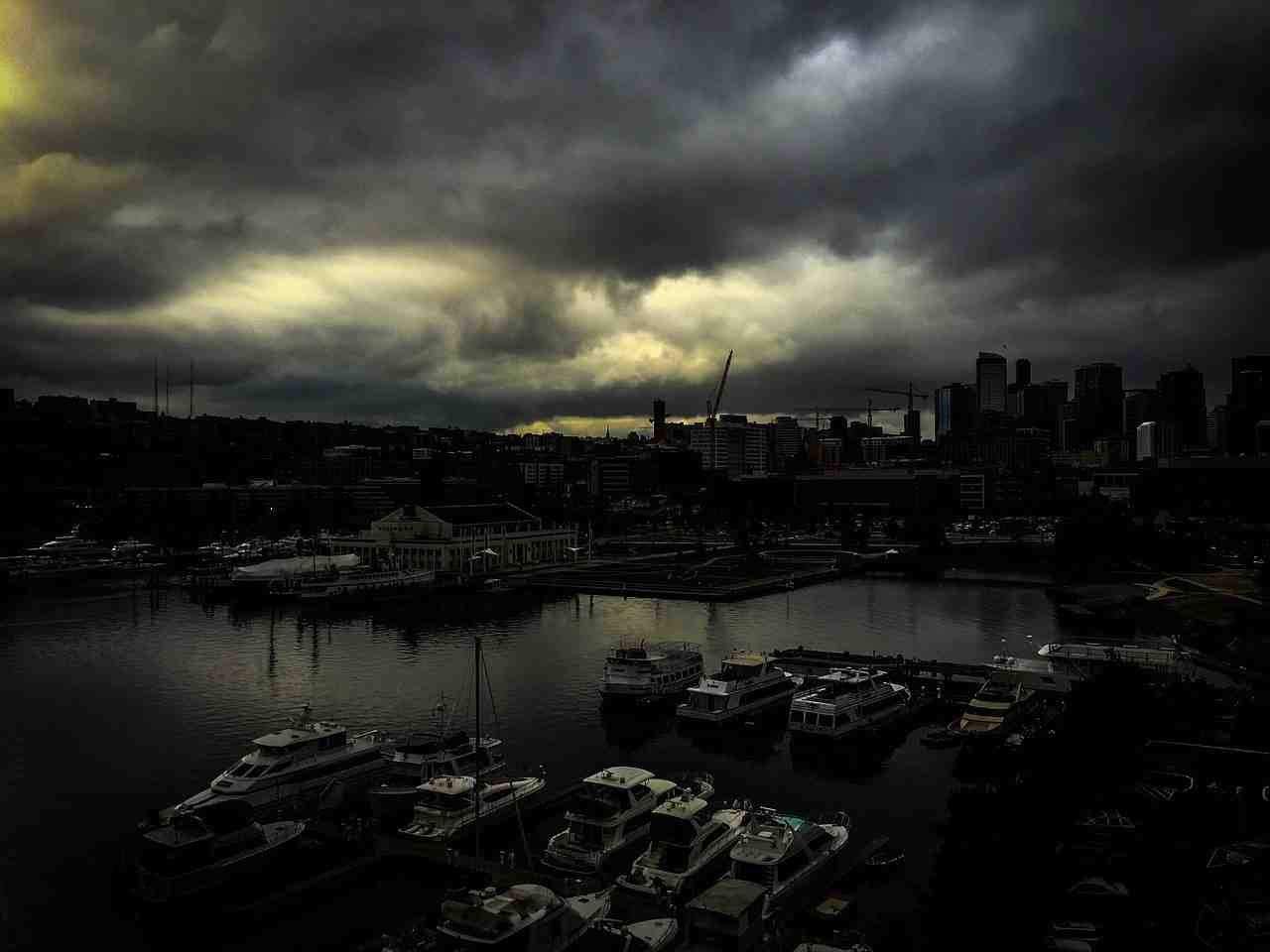 syndicat sud lac, seattle, washington